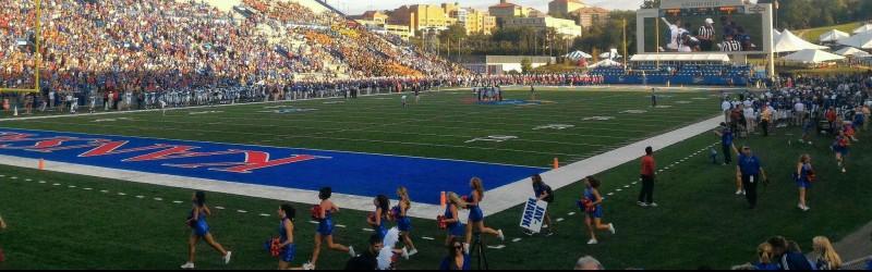 University of Kansas Memorial Stadium