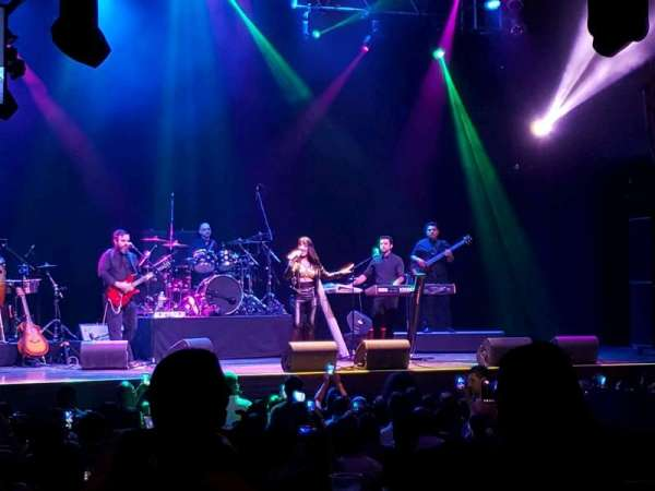House Of Blues - Las Vegas, vak: GA
