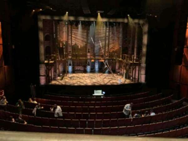 Sydney Lyric, vak: Dress Circle, rij: A, stoel: 28