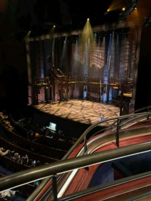 Sydney Lyric, vak: Dress Circle, rij: Box 4