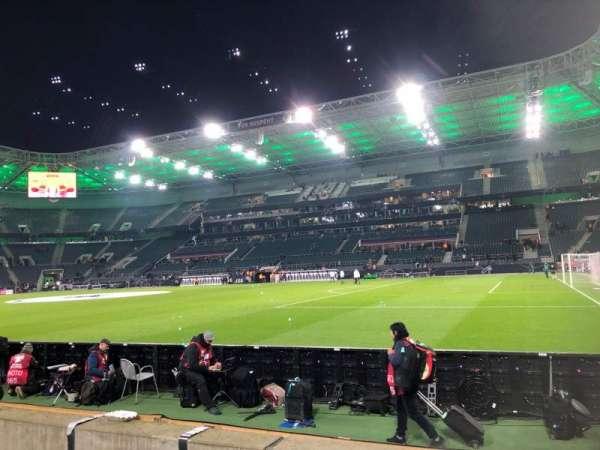 Borussia Park, vak: 12, rij: 3, stoel: 6