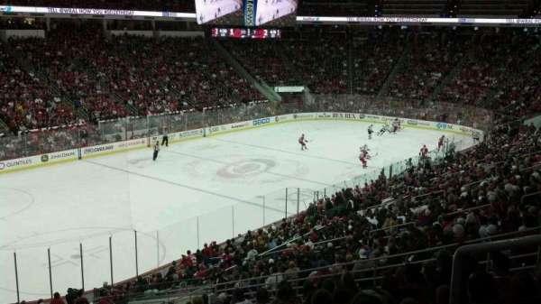 PNC Arena, vak: 107