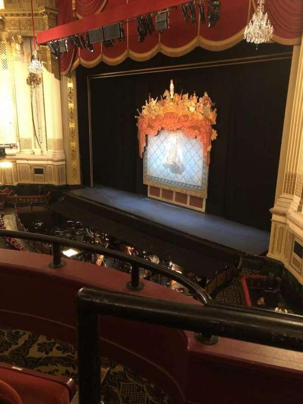 Boston Opera House , vak: Dress circle, rij: BB, stoel: 42
