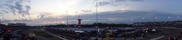Richmond International Raceway, vak: VEC, rij: 7, stoel: 26
