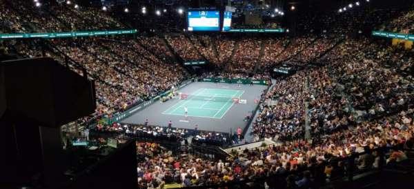 AccorHotels Arena, vak: B, rij: 85, stoel: 2