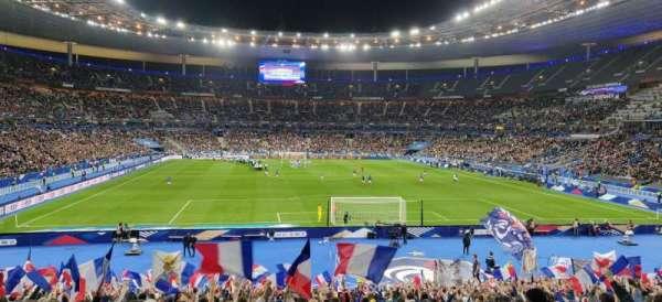 Stade de France, vak: K4, rij: 30, stoel: 30