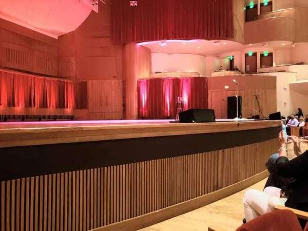 Joseph Meyerhoff Symphony Hall, vak: Orchestra Left, rij: C, stoel: 13 - 15