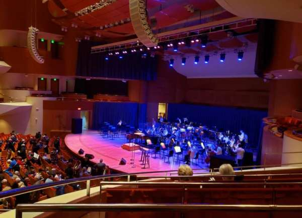 Joseph Meyerhoff Symphony Hall, vak: Grand Tier Box Right, rij: Box E , stoel: 17