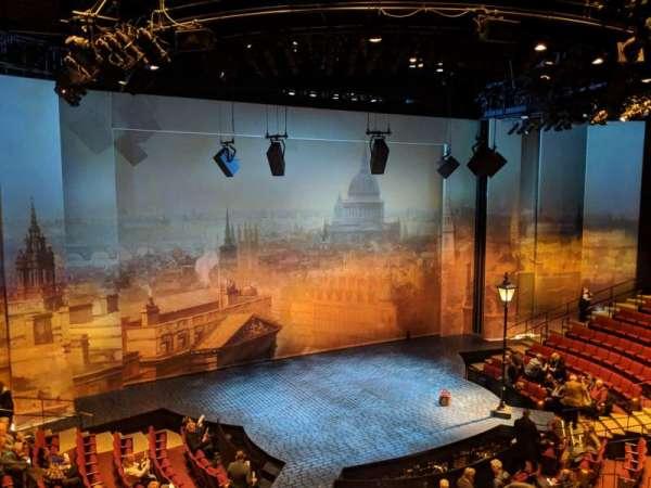 Vivian Beaumont Theater, vak: Loge LC, rij: A, stoel: 209
