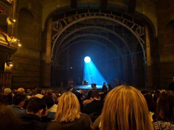Lyric Theatre, vak: Orchestra L, rij: O, stoel: 9