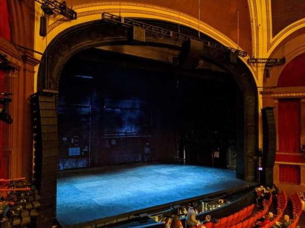 Broadway Theatre - 53rd Street, vak: Front Mezzanine L, rij: A, stoel: 10