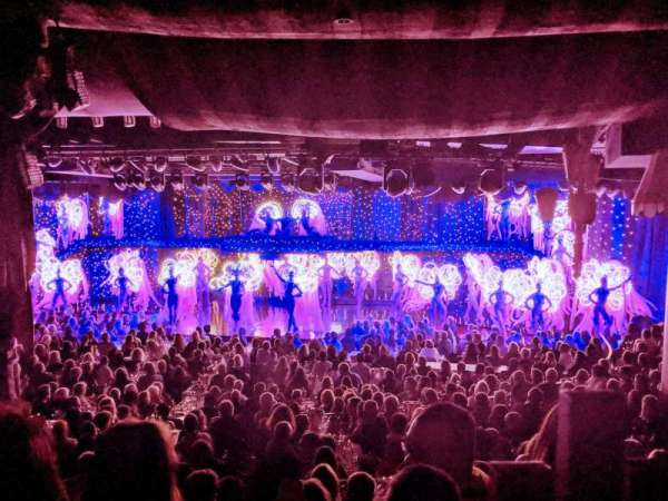 Moulin Rouge, rij: Last