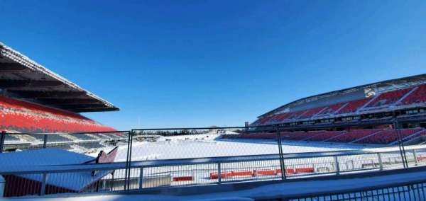 TD Place Stadium, vak: W4