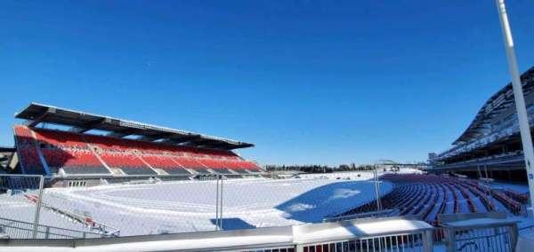 TD Place Stadium, vak: Z
