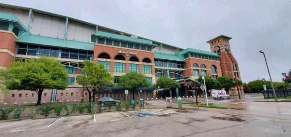 Minute Maid Park, vak: South Home Plate Entrance
