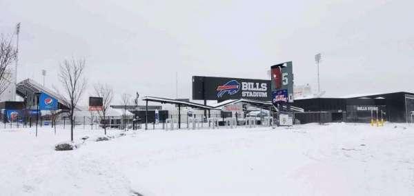 Buffalo Bills Stadium, vak: Gate 5