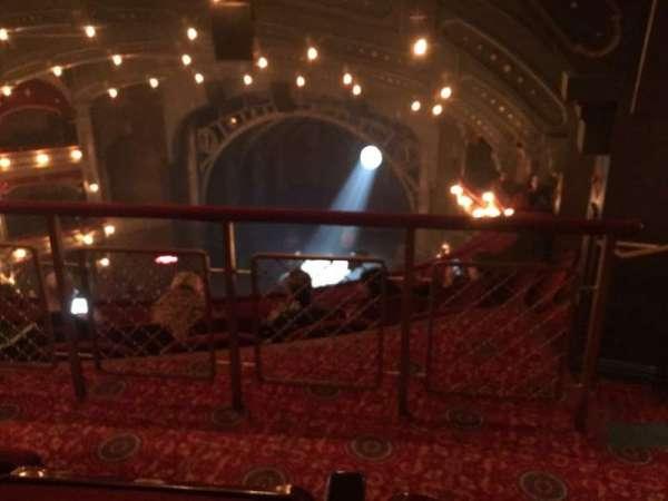 Lyric Theatre, vak: Balcony, rij: D, stoel: 22-24