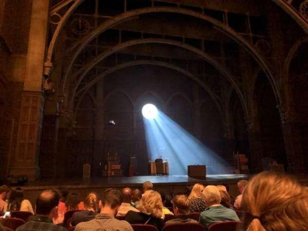 Lyric Theatre, vak: Orchestra, rij: G, stoel: 14