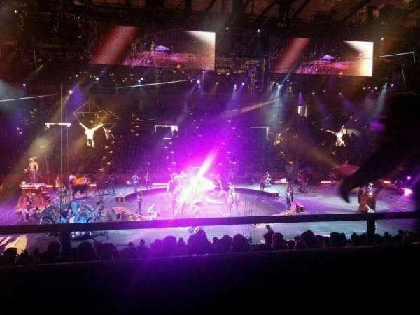 Royal Farms Arena, vak: 209, rij: A, stoel: 15