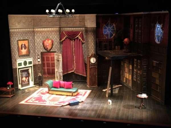 Lyceum Theatre (Broadway), vak: Center Mezzanine, rij: A, stoel: 101