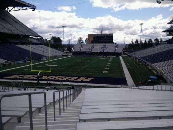 Husky Stadium, vak: 116, rij: 35, stoel: 25