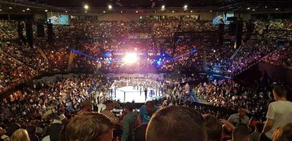 Rod Laver Arena, vak: 47-1, rij: KK, stoel: 345