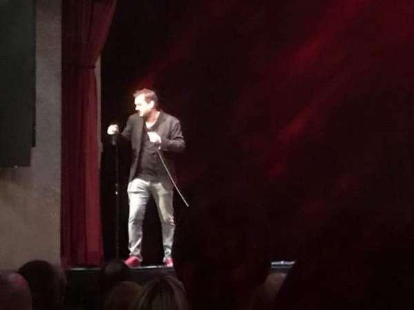 Hard Rock Live Orlando, vak: Center, rij: K, stoel: 16
