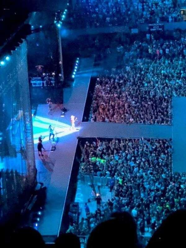 MetLife Stadium, vak: 340, rij: Last, stoel: 16
