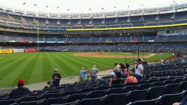 Yankee Stadium, vak: 131, rij: 13, stoel: 13