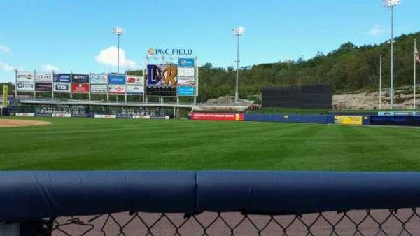PNC Field, vak: 13, rij: 1, stoel: 11