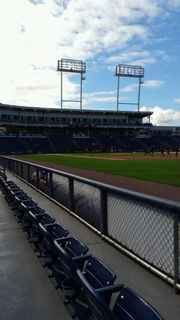 PNC Field, vak: 12, rij: 2, stoel: 1
