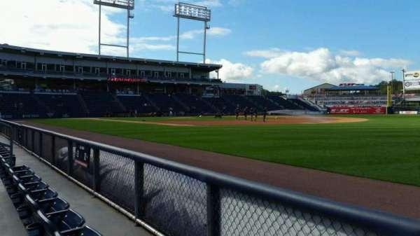 PNC Field, vak: 12, rij: 2, stoel: 4