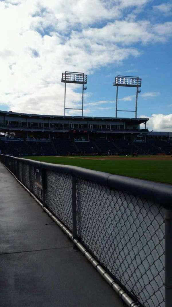PNC Field, vak: 11, rij: 1, stoel: 7