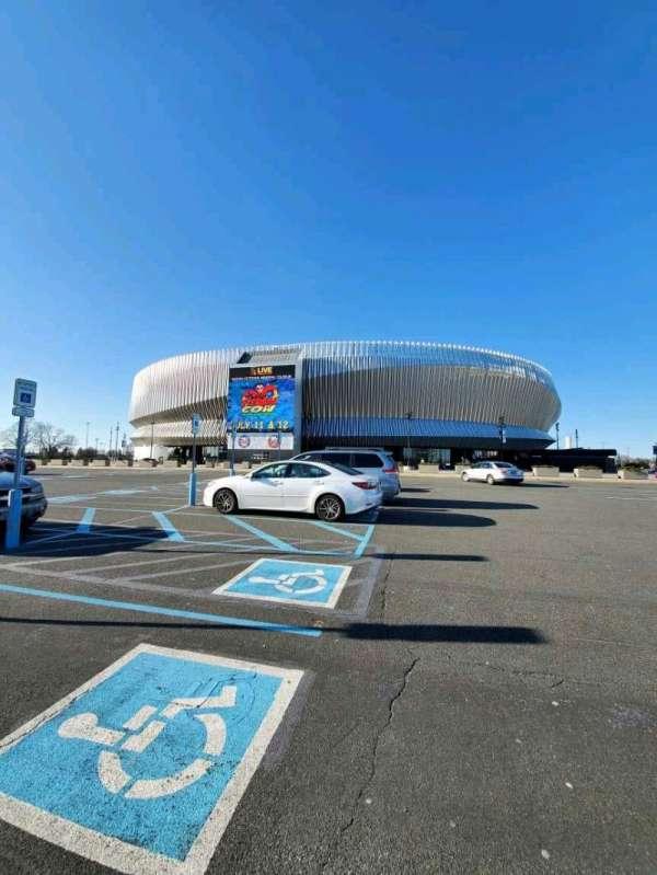 Nassau Veterans Memorial Coliseum, vak: Gates 13&14