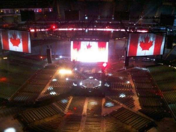 Rogers Centre, vak: 600 Level