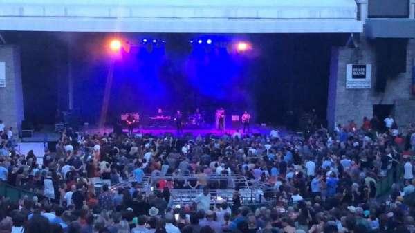 Chastain Park Amphitheater, vak: Center, rij: T, stoel: 44