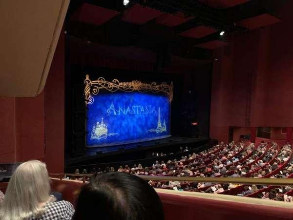 San Diego Civic Theatre, vak: LLOGL2, rij: G, stoel: 3