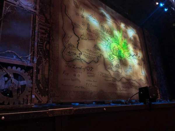 San Diego Civic Theatre, vak: Orch, rij: CC, stoel: 33