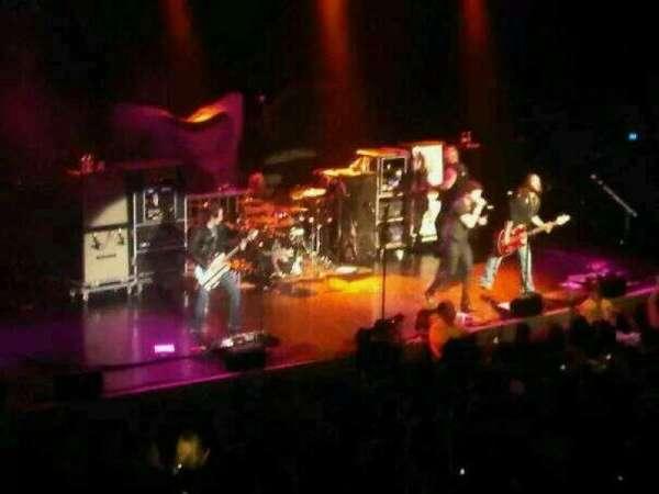 Hard Rock Live Orlando, vak: Balcony Tables, rij: C