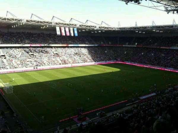 Borussia Park, vak: 19A, rij: 9, stoel: 26
