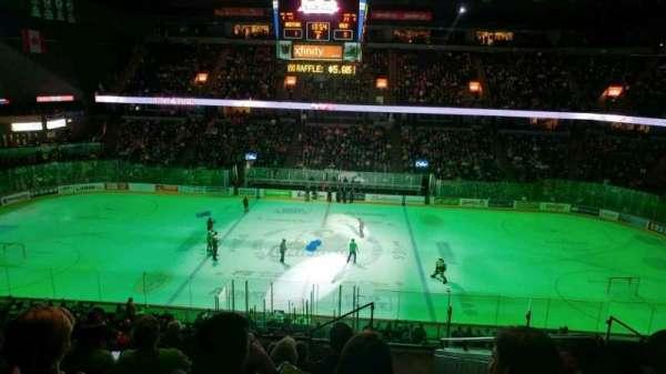 Van Andel Arena, vak: 208, rij: J, stoel: 6
