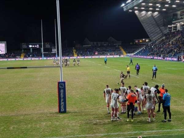 Headingley Stadium, vak: Global Stand Terrace