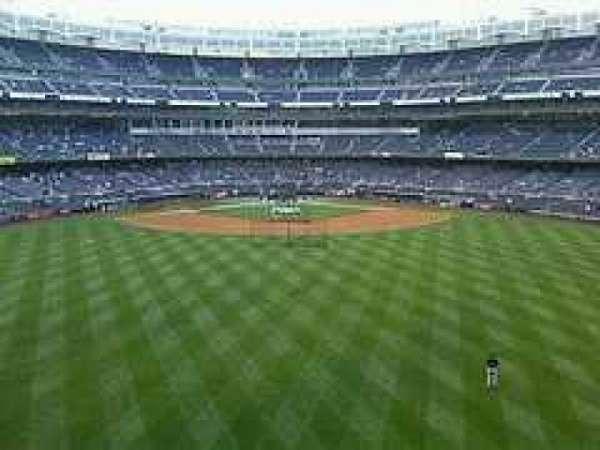 Yankee Stadium, vak: Center Field