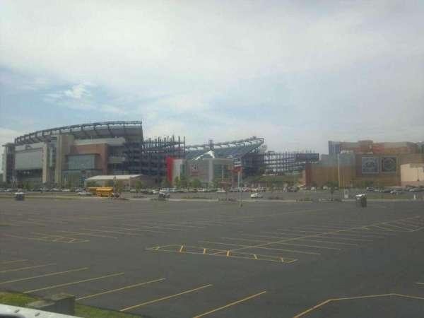 Gillette Stadium, vak: Street