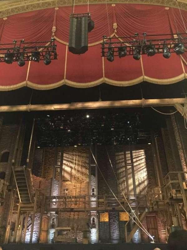 Boston Opera House, vak: Orchestra Center, rij: D, stoel: 104