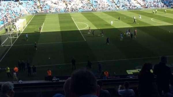 Etihad Stadium (Manchester), vak: 230, rij: J, stoel: 808