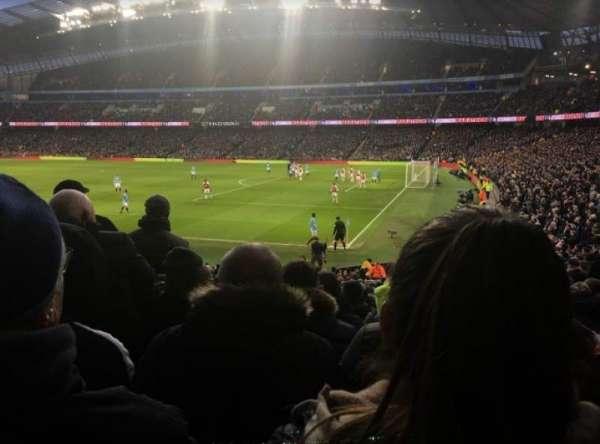 Etihad Stadium (Manchester), vak: 121, rij: z, stoel: 581