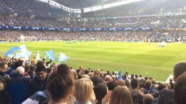 Etihad Stadium (Manchester), vak: 102, rij: n, stoel: 56