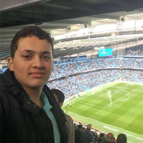 Etihad Stadium (Manchester), vak: 326, rij: dd, stoel: 737