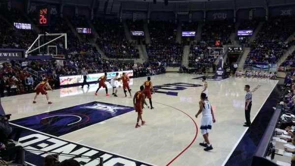 Schollmaier Arena, vak: 105, rij: D, stoel: 11